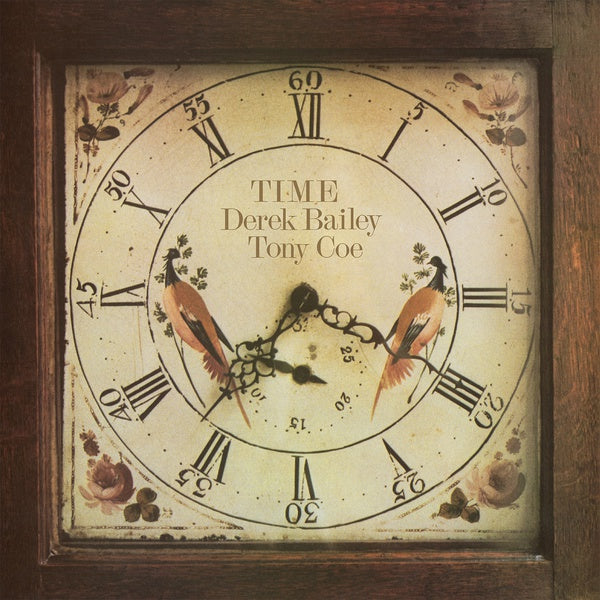 Derek Bailey & Tony Coe - Time 2xLP