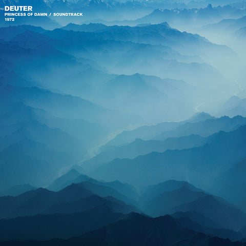 Deuter - Princess Of Dawn / Soundtrack LP