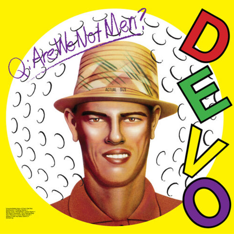Devo - Q: Are We Not Men? A: We Are Devo! LP