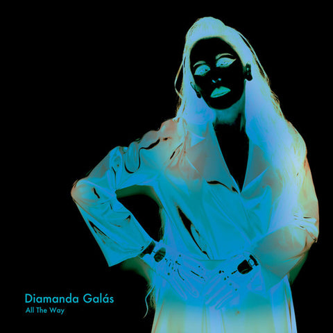 Diamanda Galas - All The Way LP
