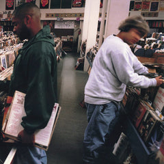 DJ Shadow - Endtroducing 2xLP