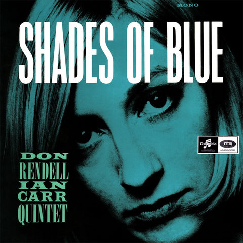 Don Rendell / Ian Carr Quintet - Shades Of Blue LP