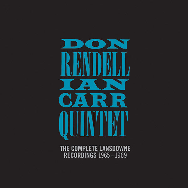 Don Rendell-Ian Carr Quintet - The Complete Lansdowne Recordings, 1965-1969 5xLP