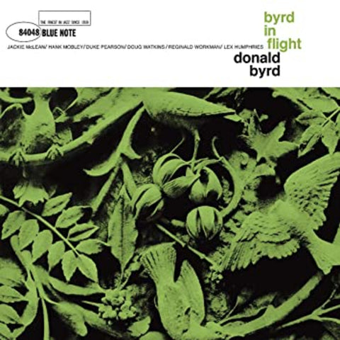 Donald Byrd - Byrd In Flight LP