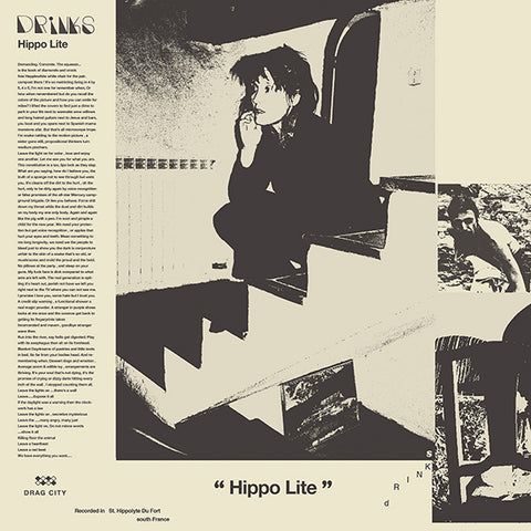 Drinks - Hippo Lite LP