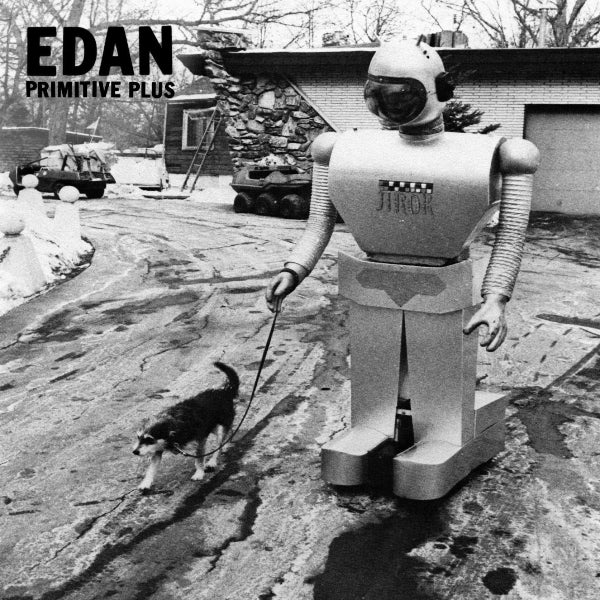 Edan - Primitive Plus 2xLP