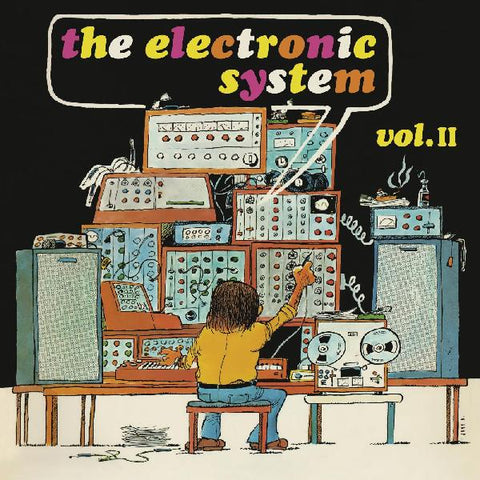 Electronic System - Vol. II LP
