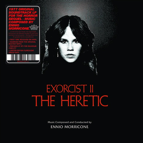 Ennio Morricone - Exorcist II: The Heretic OST LP