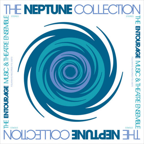 Entourage Music & Theatre Ensemble - The Neptune Collection LP