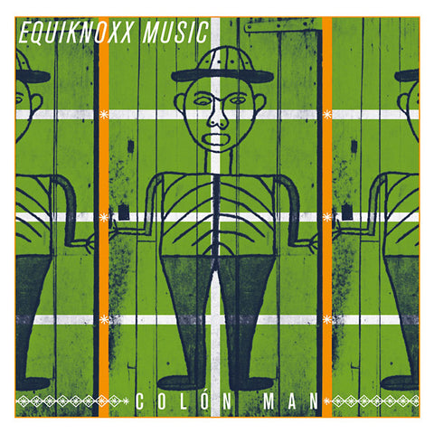 Equiknoxx - Colon Man 2xLP