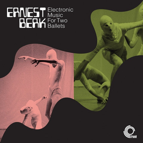 Ernest Berk - Electronic Music For Two Ballets LP