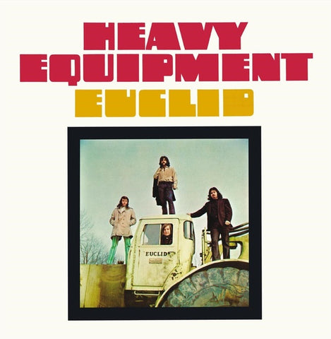 Euclid - Heavy Equipment LP+CD
