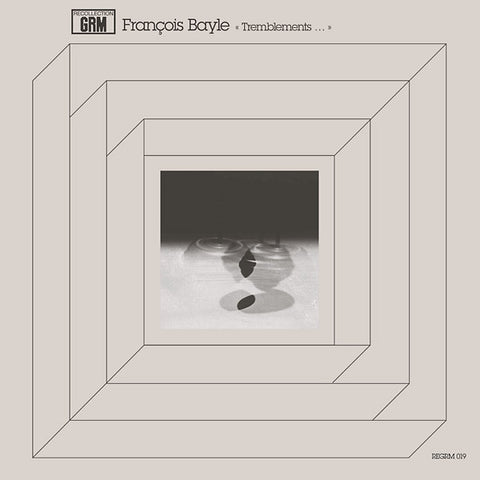 Francois Bayle - Tremblements LP