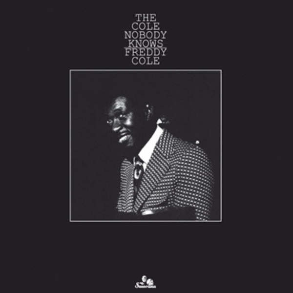 Freddy Cole - The Cole Nobody Knows LP