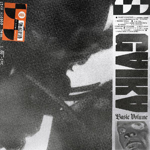 Gaika - Basic Volume LP