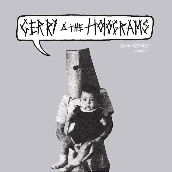Gerry & The Holograms - s/t LP
