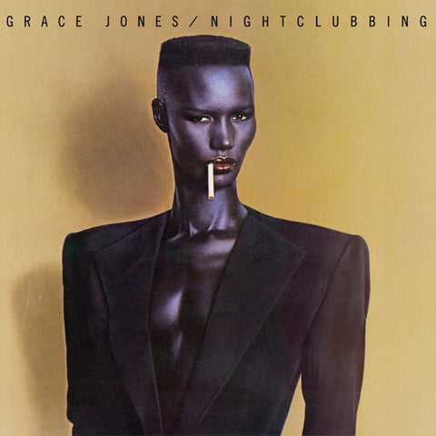 Grace Jones - Nightclubbing LP