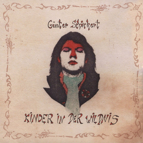Gunter Schickert - Kinder In Der Wildnis LP