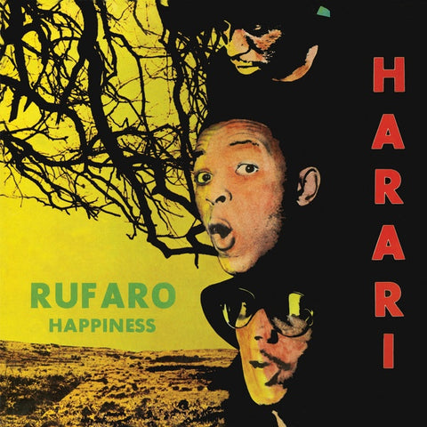 Harari - Rufaro / Happiness LP