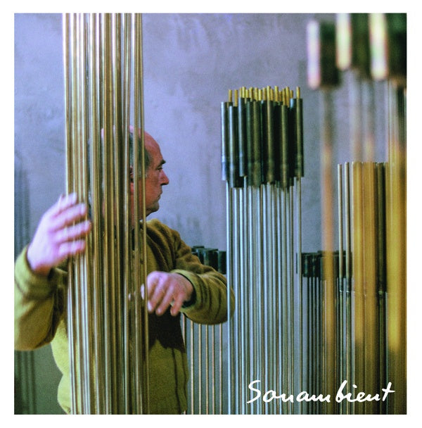 Harry Bertoia - Experimental I / Mechanical I LP