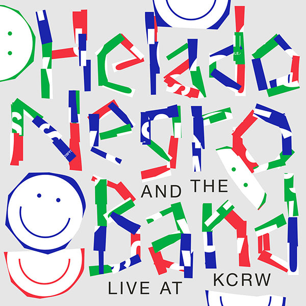 Helado Negro - Live At KCRW LP