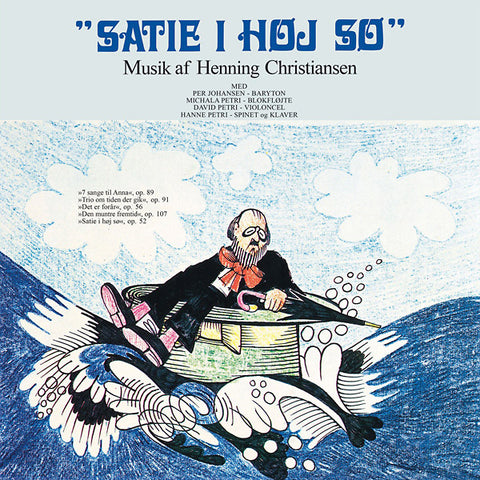 Henning Christiansen - Satie I Hoj So LP