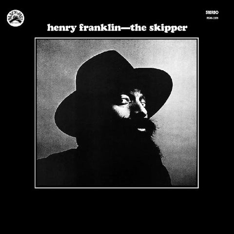 Henry Franklin - The Skipper LP
