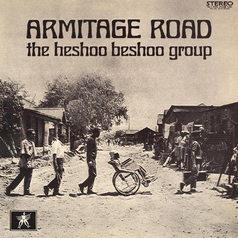 Heshoo Beshoo Group - Armitage Road LP