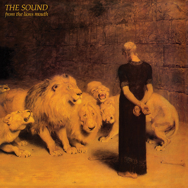The Sound - From The Lions Mouth LP