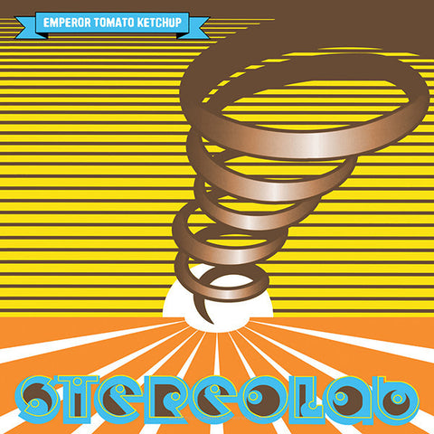 Stereolab - Emperor Tomato Ketchup 2xLP