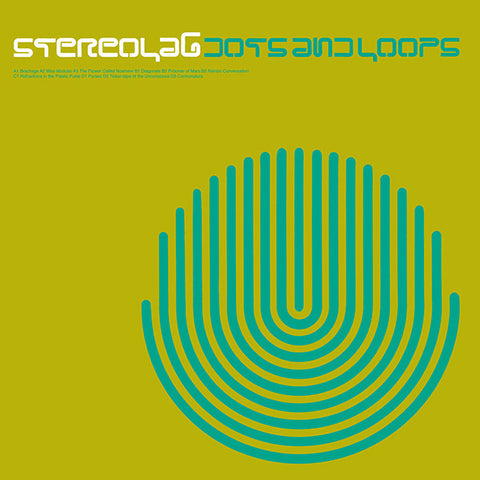 Stereolab - Dots and Loops 2xLP