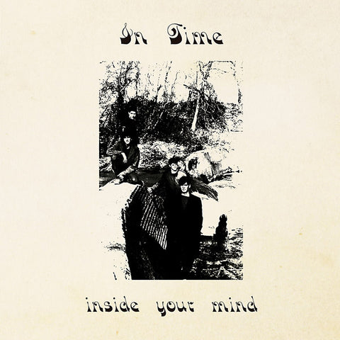 In Time - Inside Your Mind LP