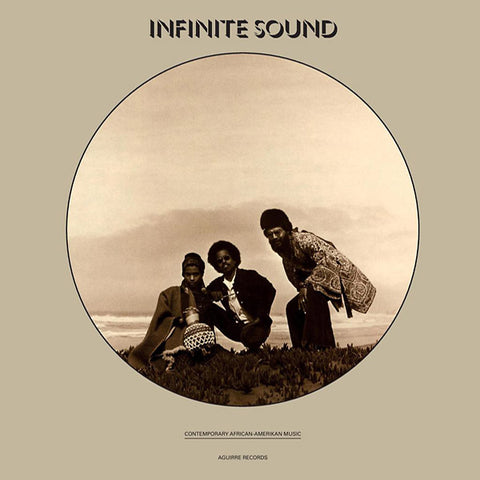 Infinite Sound - Contemporary African-Amerikan Music LP