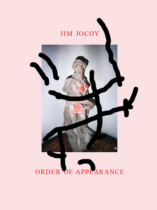 Jim Jocoy - Order Of Appearance Book
