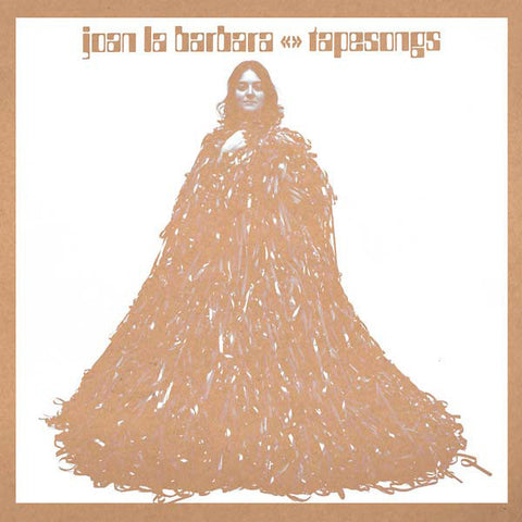 Joan La Barbara - Tapesongs LP