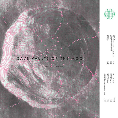 Joanne Forman - Cave Vaults of the Moon LP