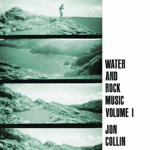 Jon Collin - Water And Rock Music Vol. 1 LP
