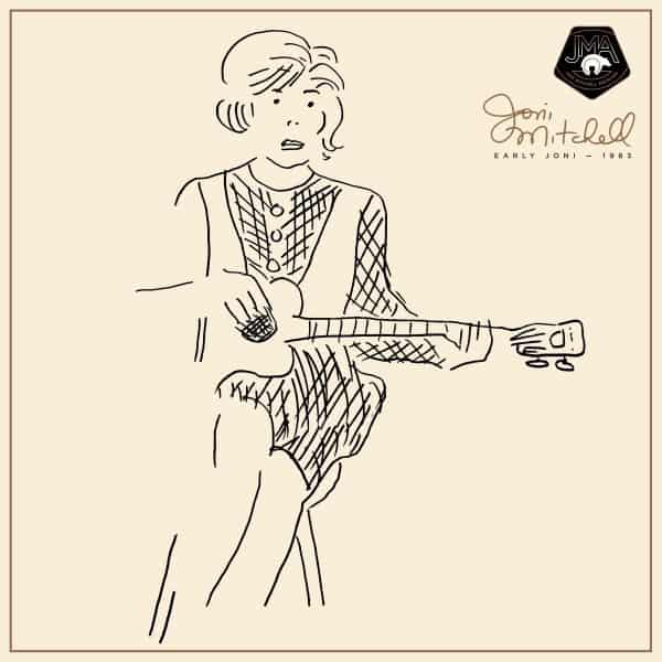 Joni Mitchell Early Joni: 1963 LP