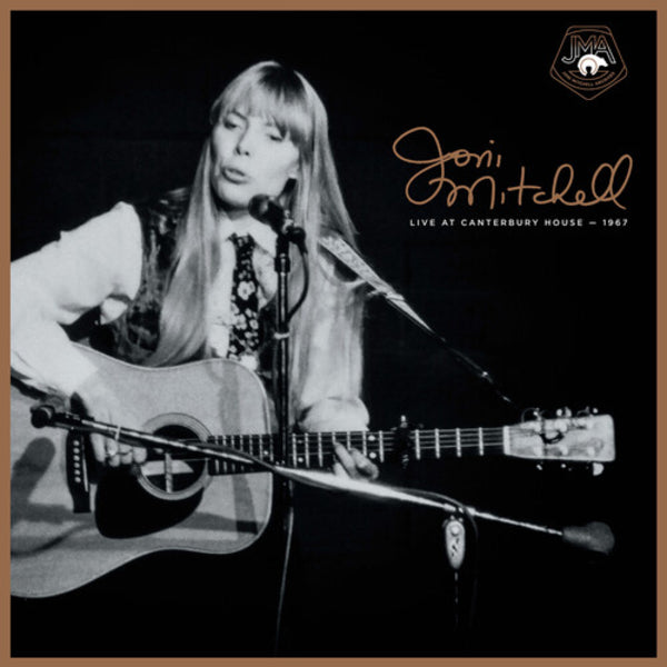 Joni Mitchell Live At Canterbury House: 1967 3xLP