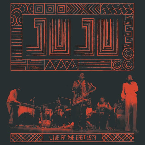 Juju - Live At The East 1973 LP