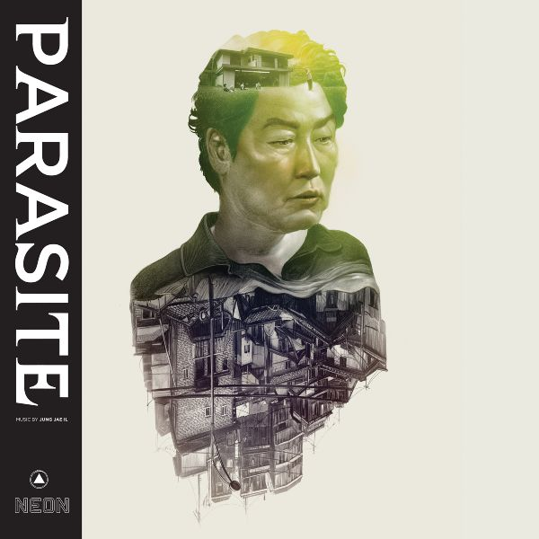 Jung Jae Il - Parasite (Original Motion Picture Soundtrack) 2xLP