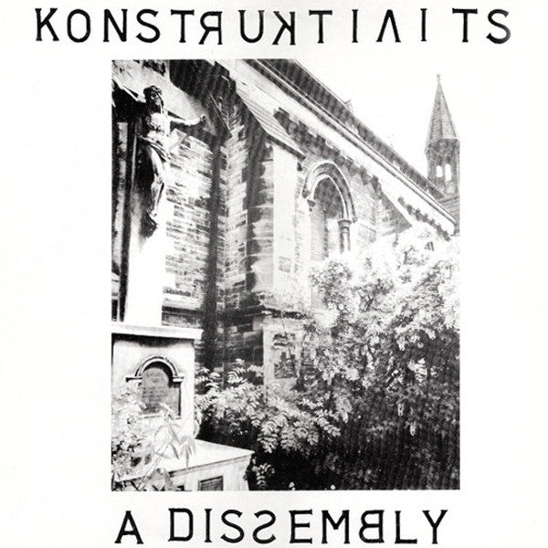 "Konstruktivists - A Dissembly LP+7"" Flexi"