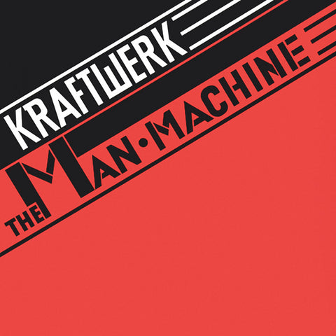 Kraftwerk - The Man-Machine LP