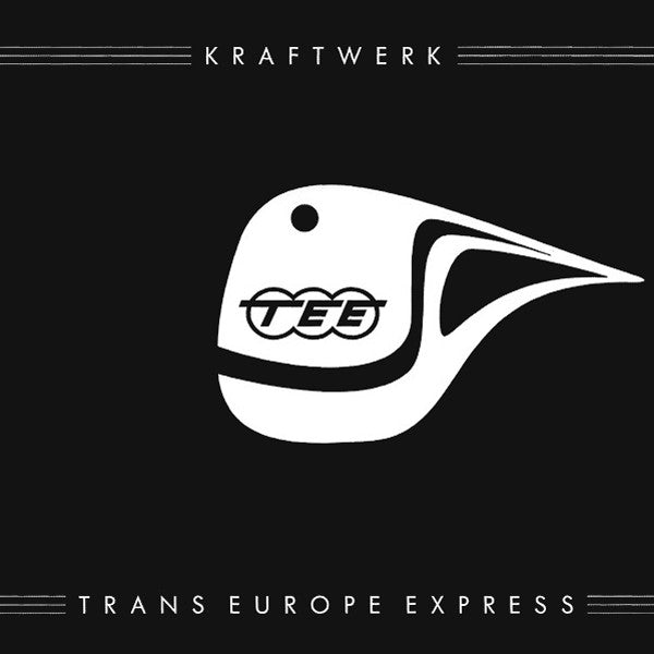 Kraftwerk - Trans Europe Express LP