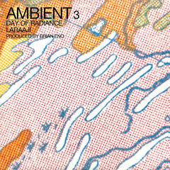 Laraaji - Ambient 3: Day of Radiance LP+CD