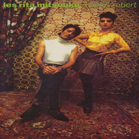 Les Rita Mitsouko - Marc & Robert LP+CD
