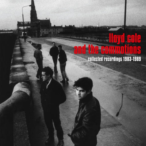 Lloyd Cole & The Commotions - Collected Recordings 1983-1989 6xLP