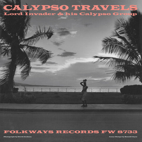 Lord Invader - Calypso Travels LP