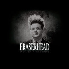 "David Lynch & Alan R. Splet - Eraserhead OST LP+7""+Book"