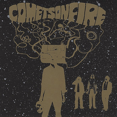 Comets On Fire - s/t LP